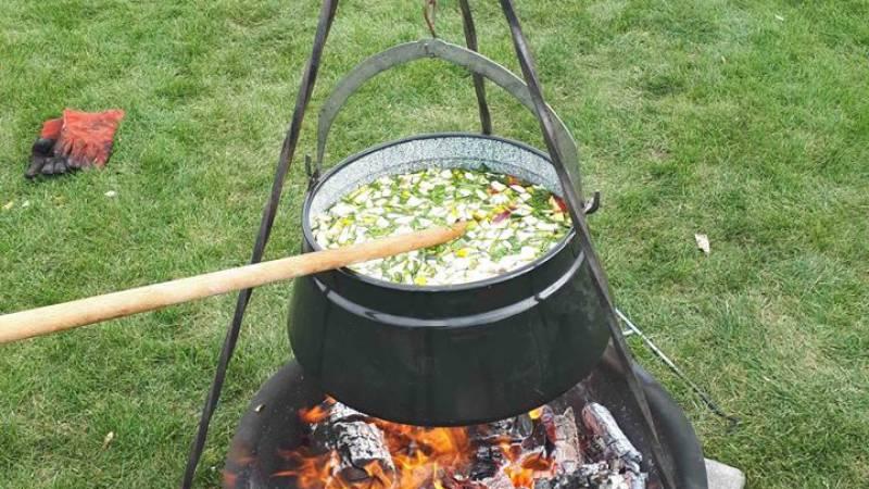 Outdoor cooking 1.5 Hayema Heerd Groningen