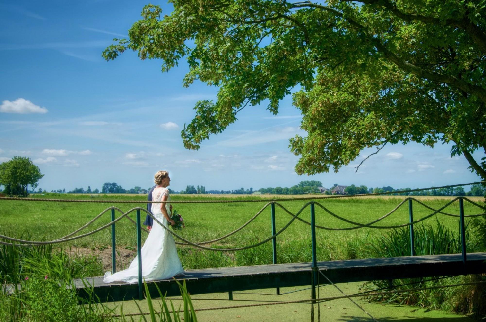 Hayema Heerd huwelijksceremonie