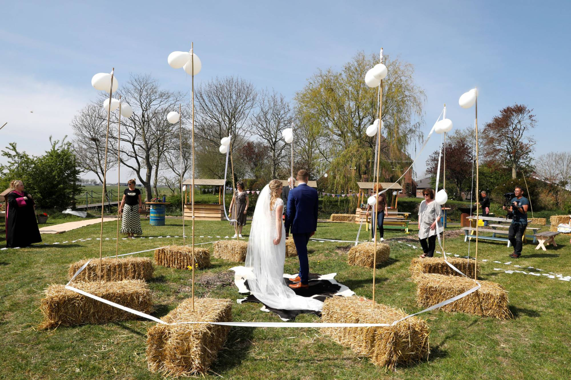 Festival Bruiloft 1.5 Hayema Heerd Groningen Corona